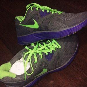 Nike 2011 Lunarglide 3 Running Shoes
